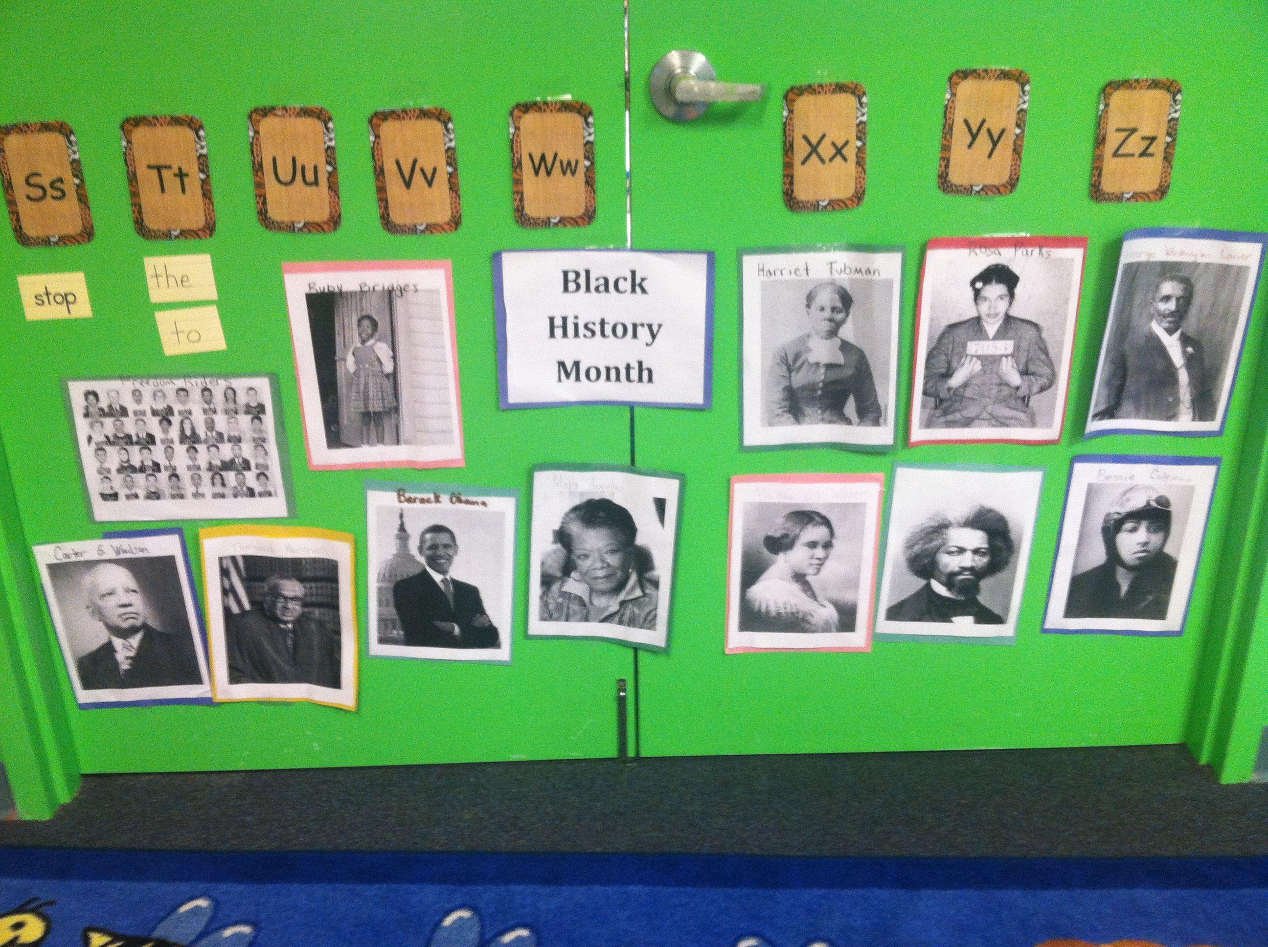preschool black history black history month preschool black history month 334