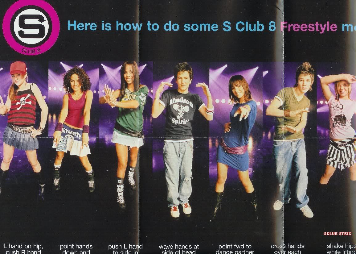 Pin by Alix Androschuk on S Club Juniors/8 | Pinterest