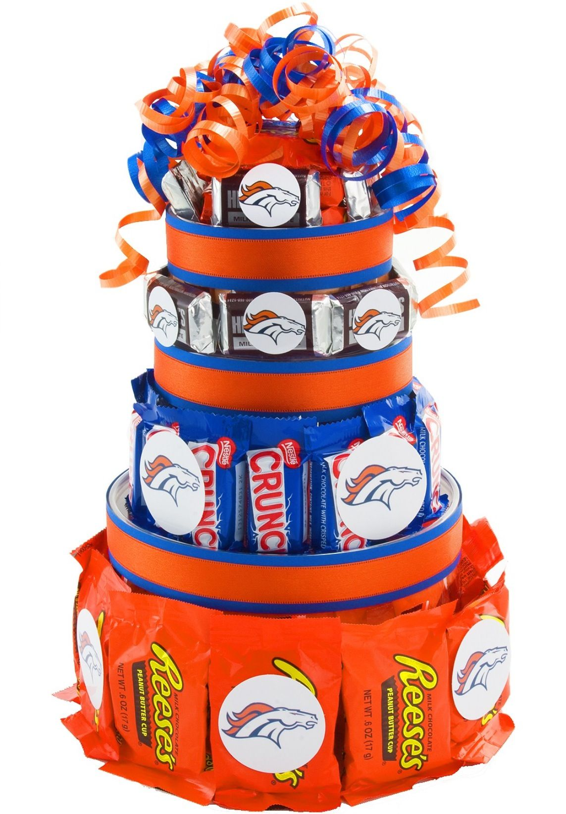 bronco candy cake!  Go Denver broncos!!! ~ 183647_Birthday Party Ideas Denver
