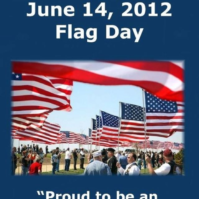 flag day in usa