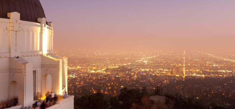 Viaje Los Angeles