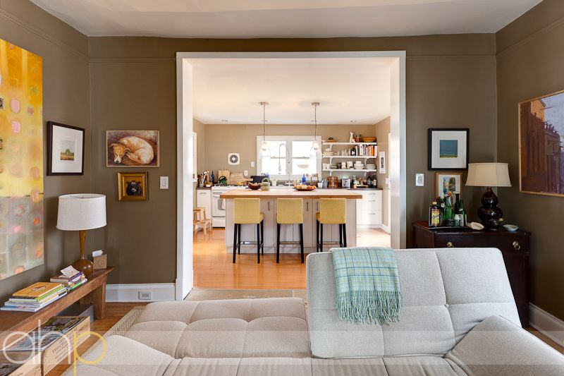 Darker neutral wall color for the home pinterest for Good neutral wall colors