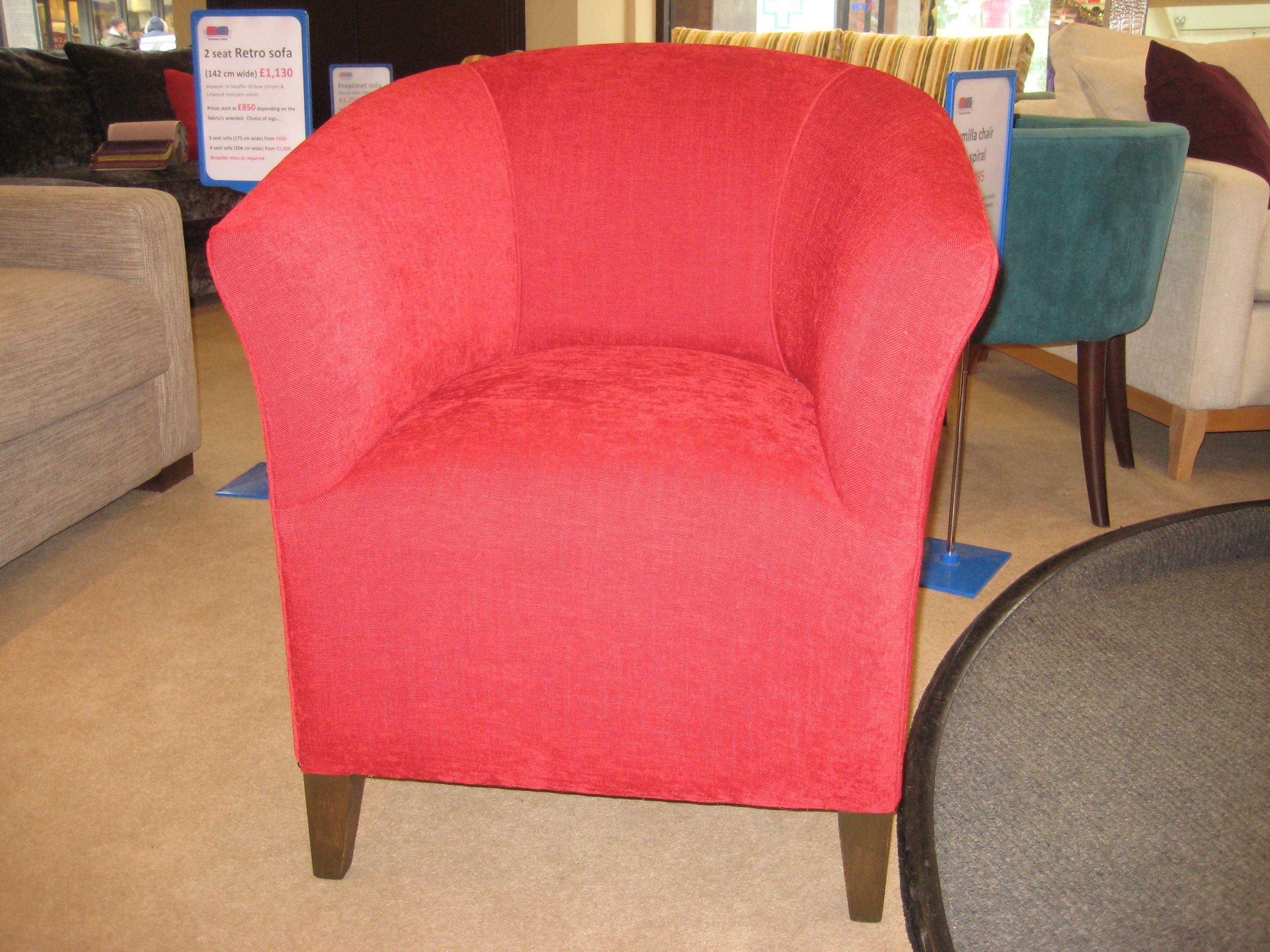 Classic tub chair in houles dandy chairs of all types for All types of chairs
