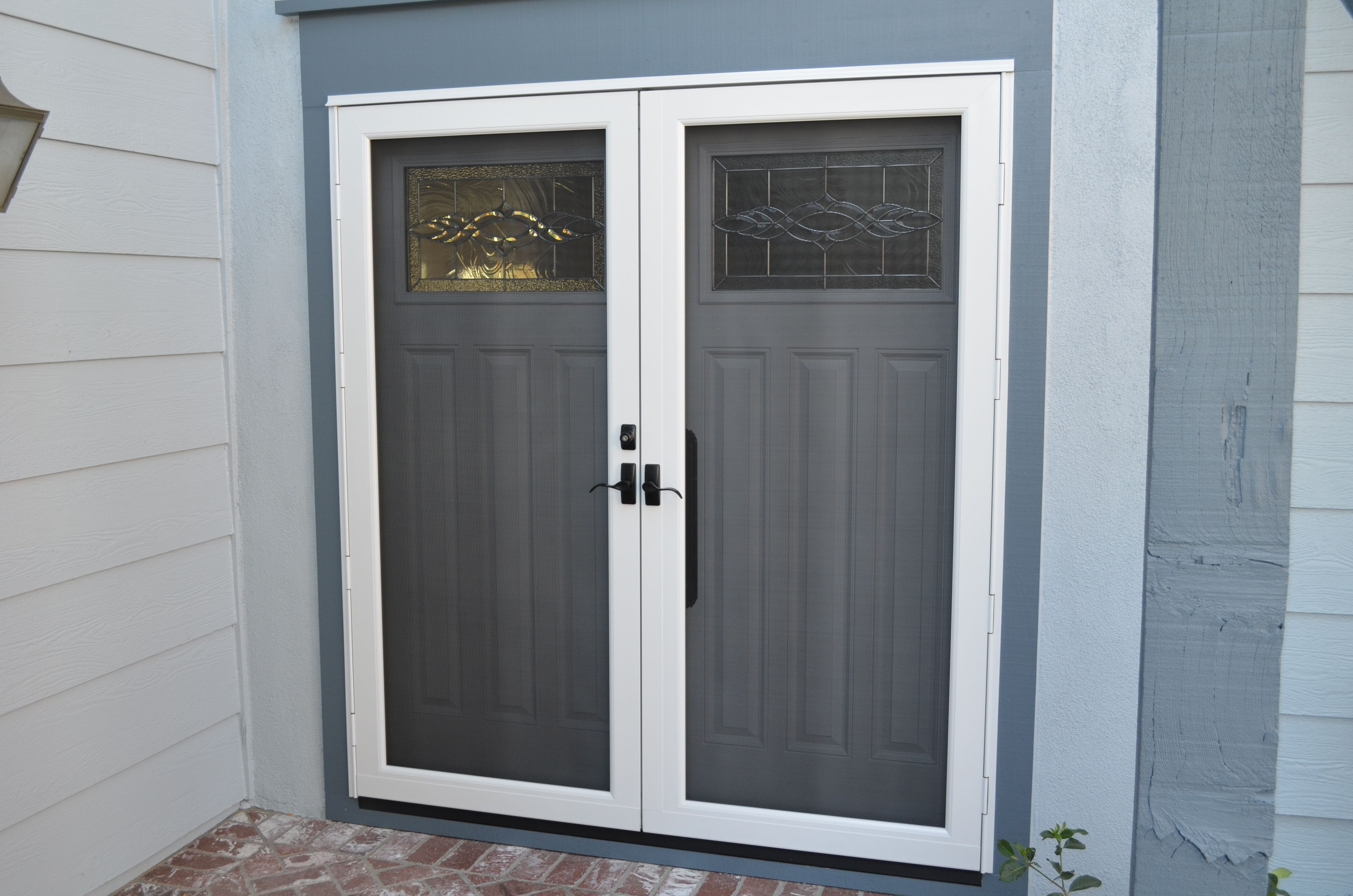 3264 #695F4B Provia Screens Entry Doors By Today's Windows And Doors Pinterest picture/photo Provia Doors 45594928