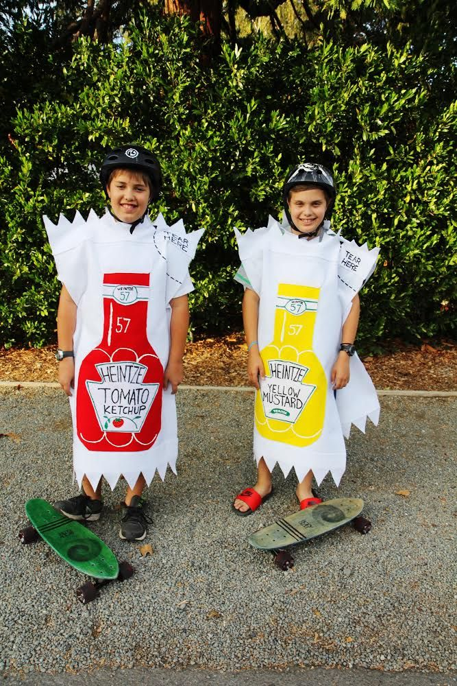 Two Guys Halloween Costumes