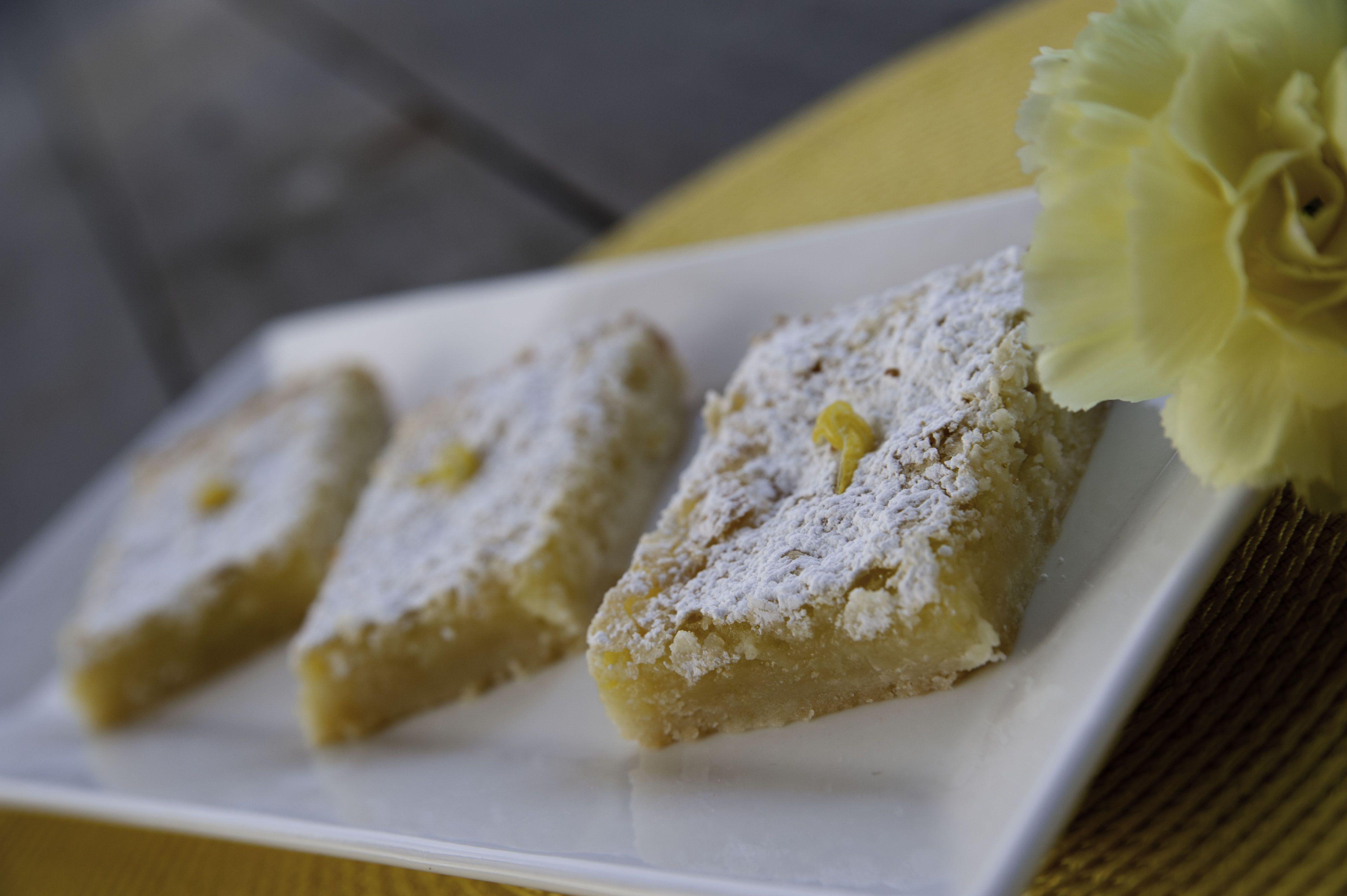 Family recipe for Lemon Bars! | Dessert | Pinterest