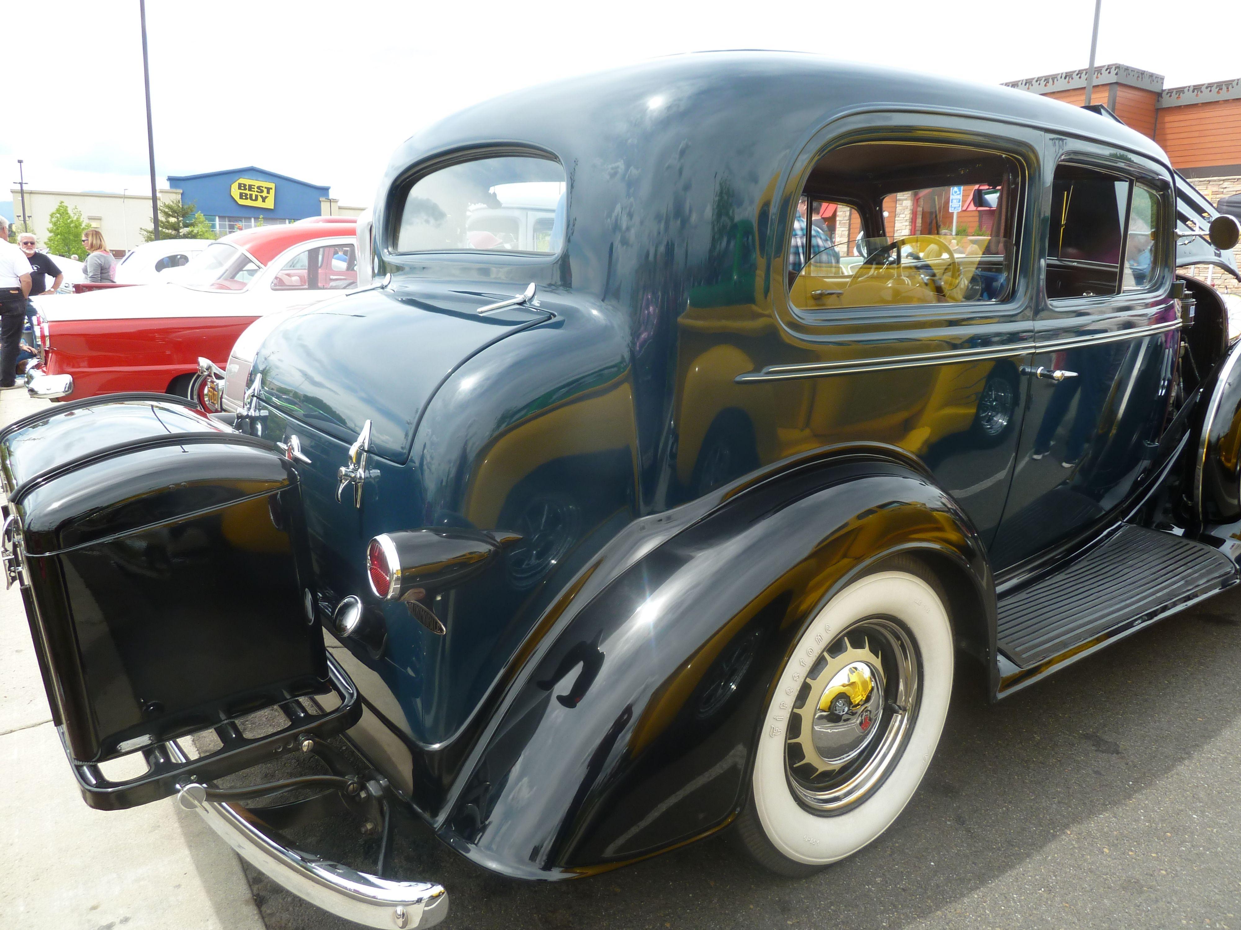 1934 Oldsmobile | Kool April Nites/Redding, CA | Pinterest