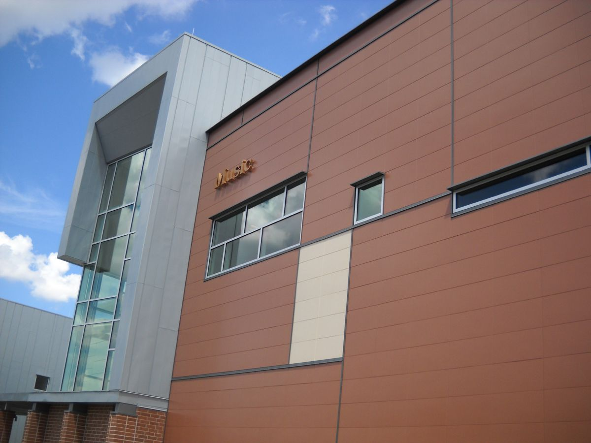 Pin by nichiha usa on commercial applications pinterest for Nichiha siding colors