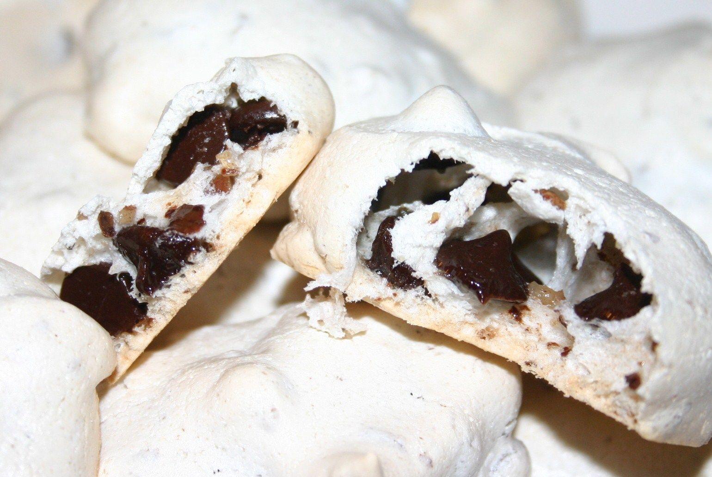 cookies chocolate chip cookies chocolate chip meringue cookies recipe ...