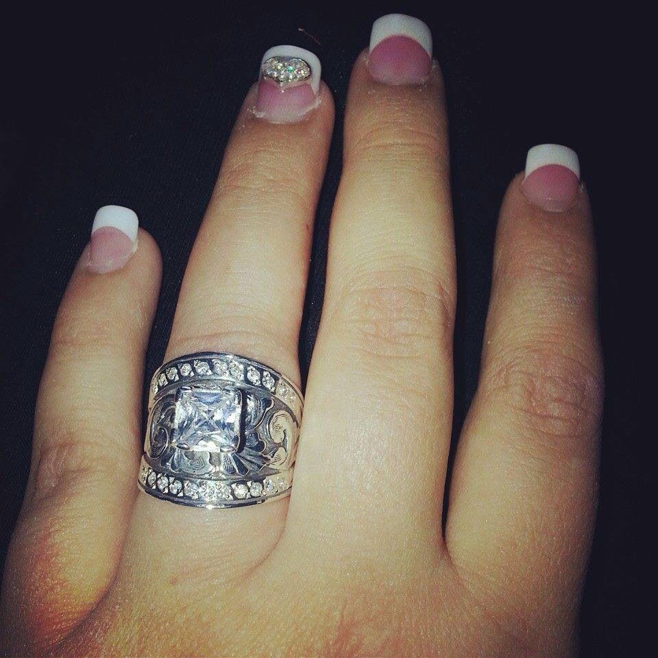 Hyo silver engagement ring My Style