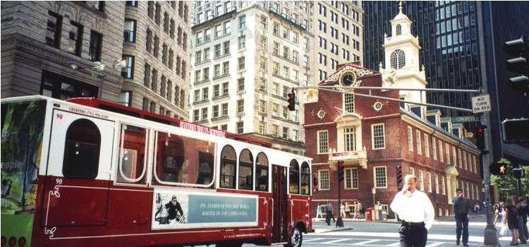 Visita guiada Boston