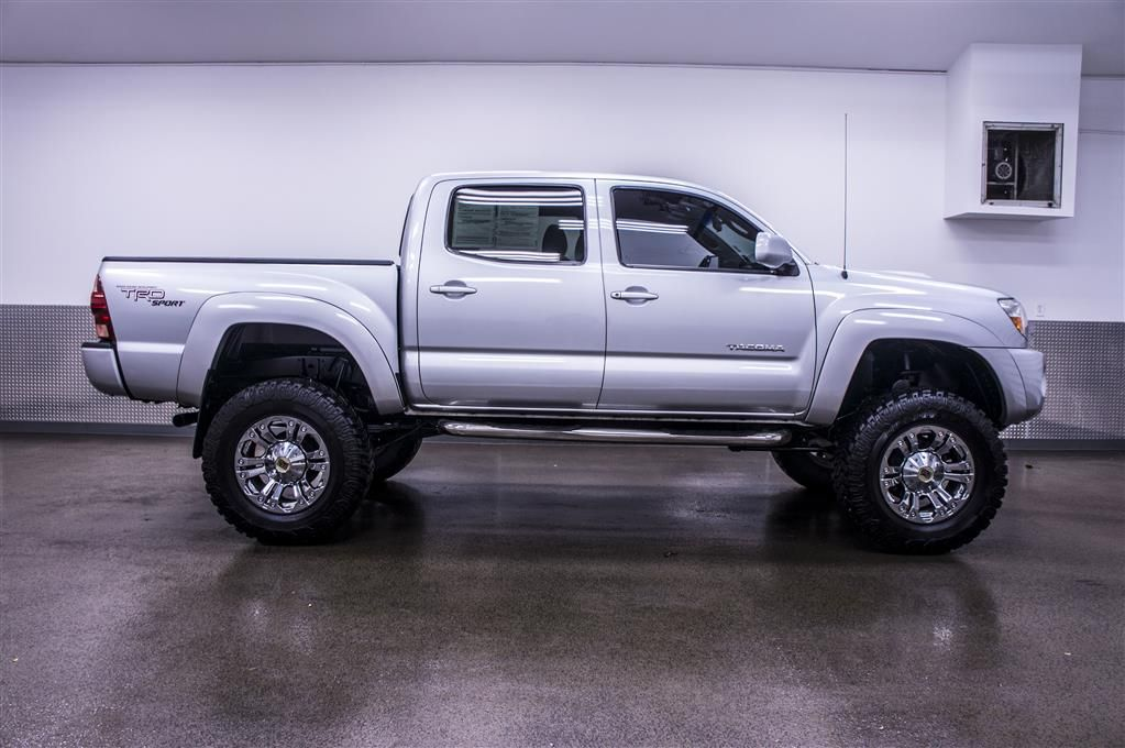 Tacoma Jacked Things That Go Vroom Pinterest