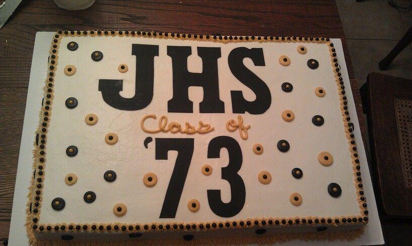 Class Reunion cake Cake That! Pinterest