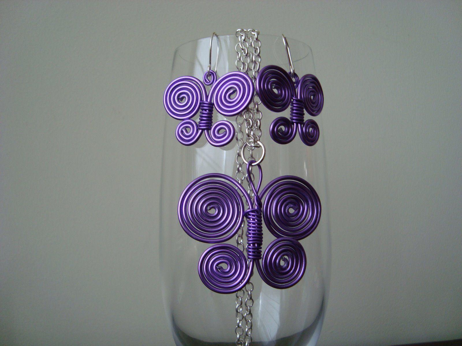 Wire butterflies | Crafts | Pinterest