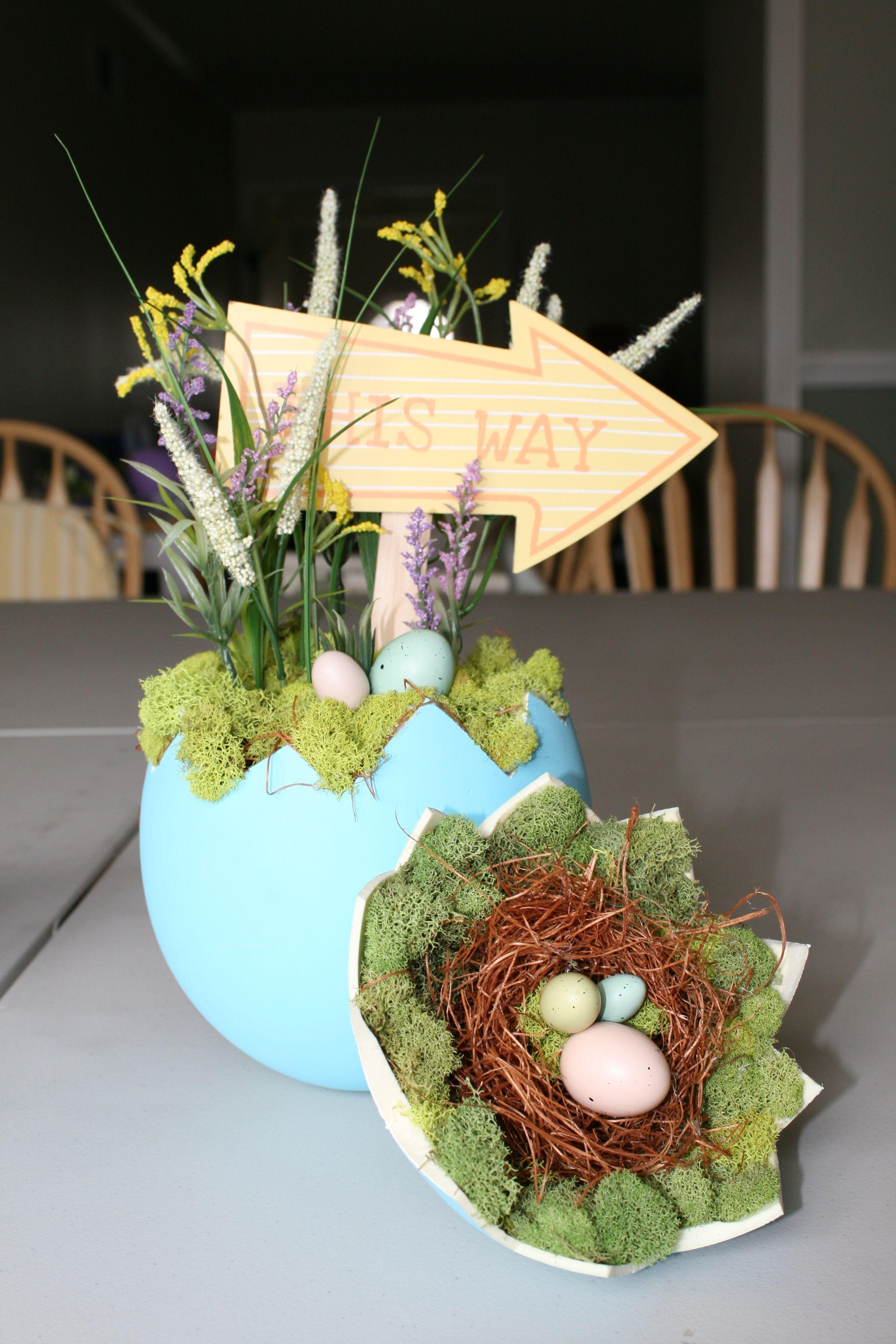 Homemade Easter Decorations Ideas Pinterest