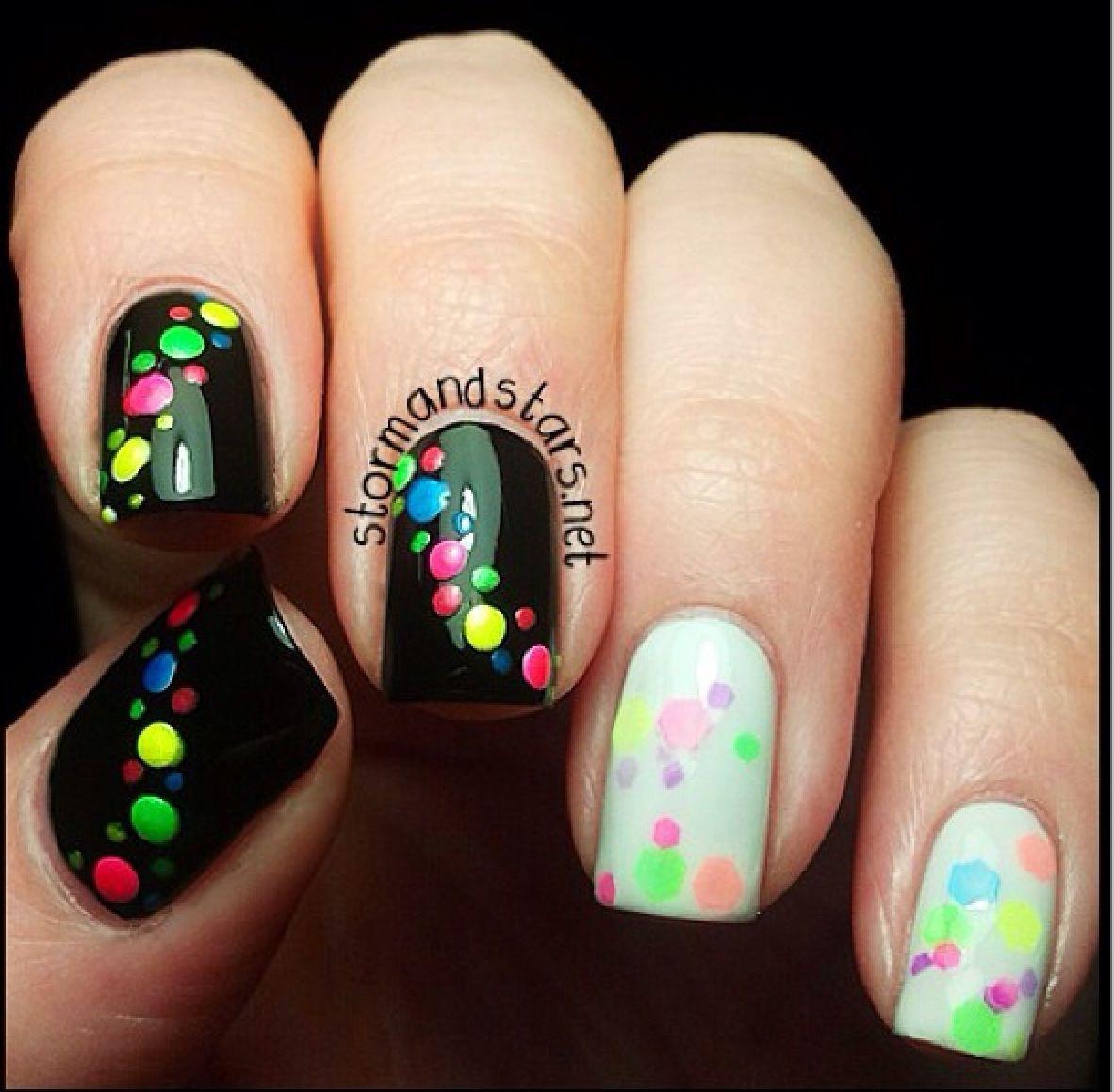 ... Nail Art De... Unique Nail Designs Pinterest