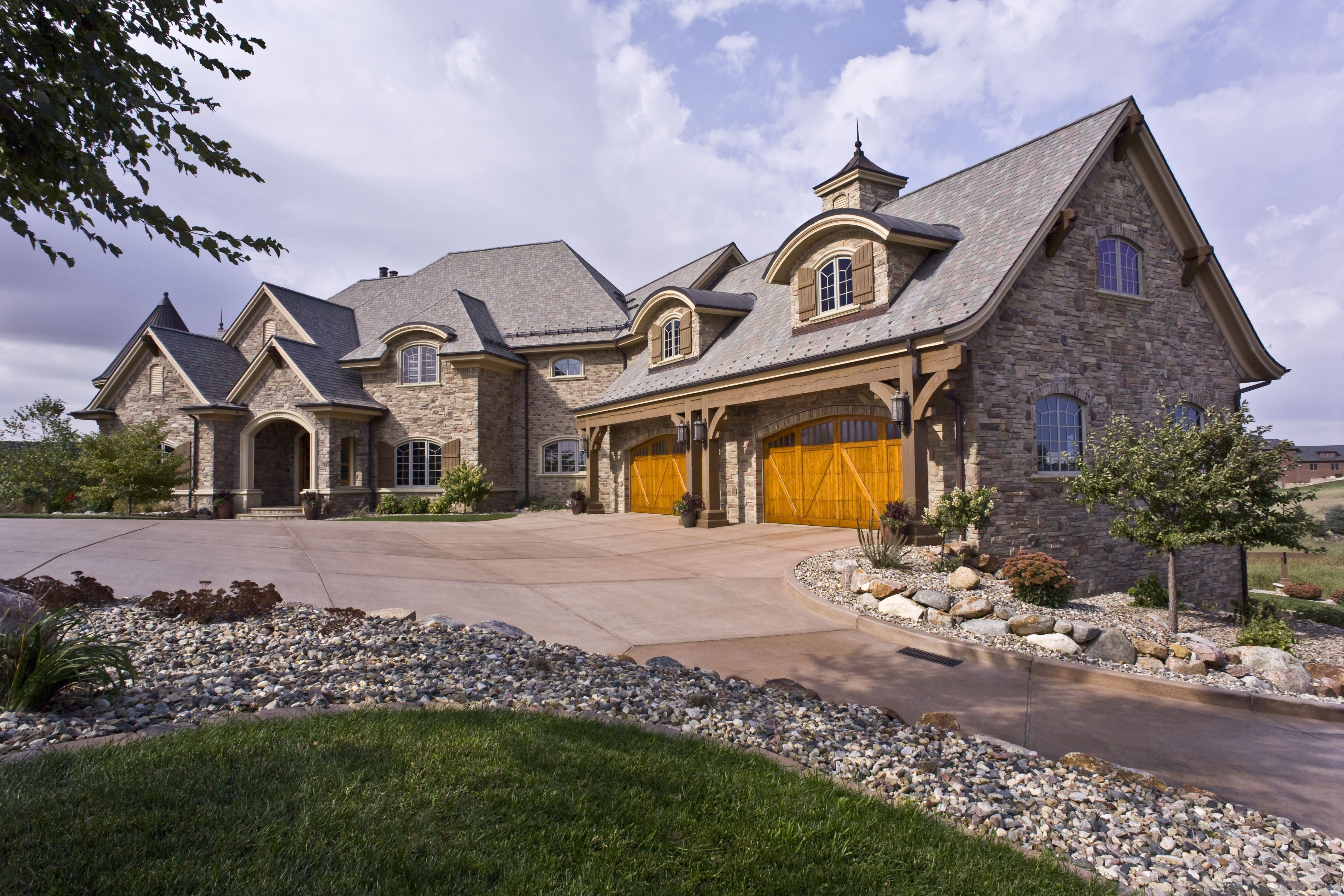 French Country Luxury Home Designs Furthermore French Eclectic Home
