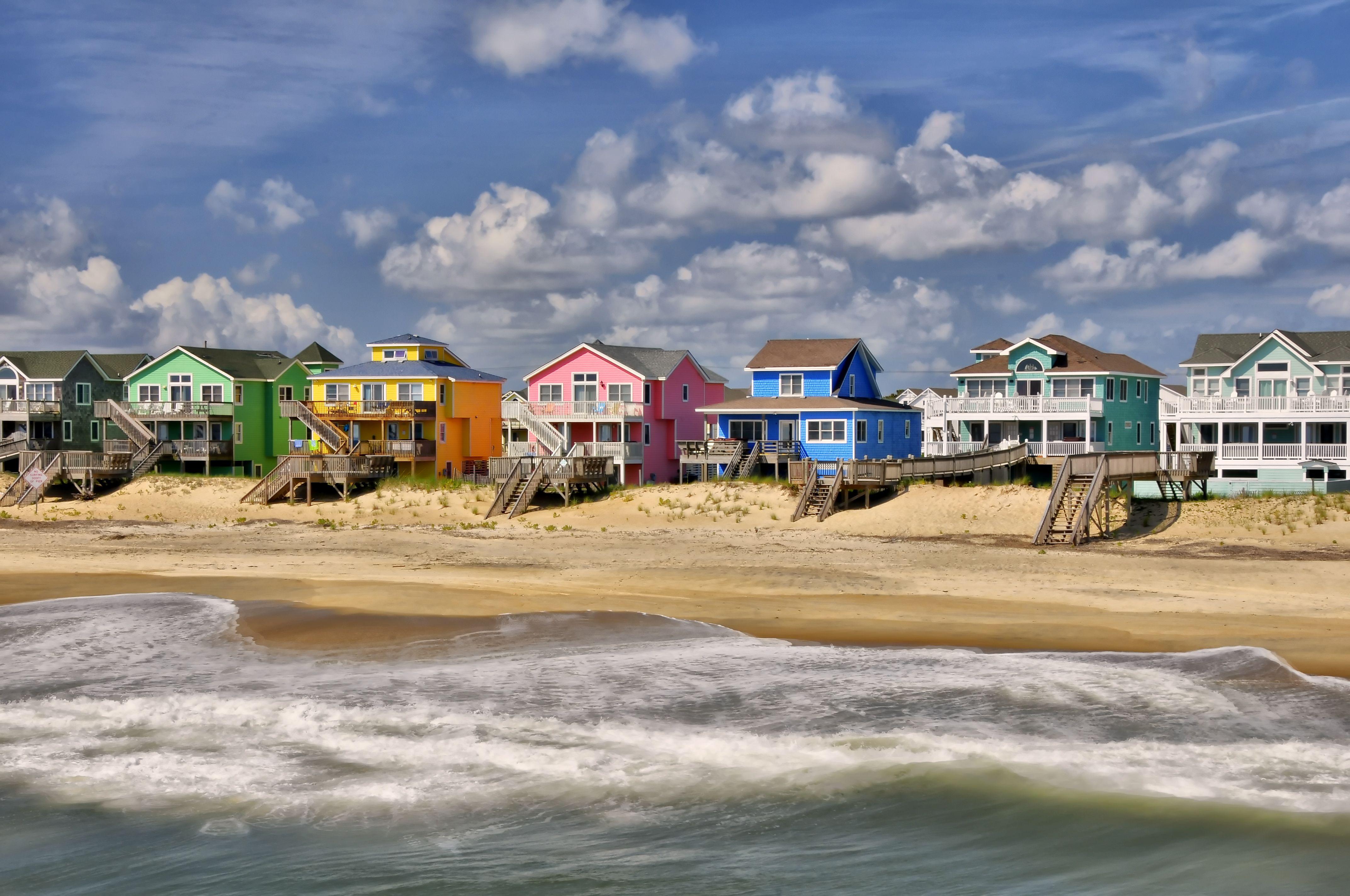 beach house rentals obx