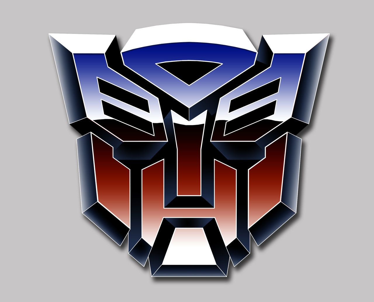 the gallery for gt transformer logo autobots