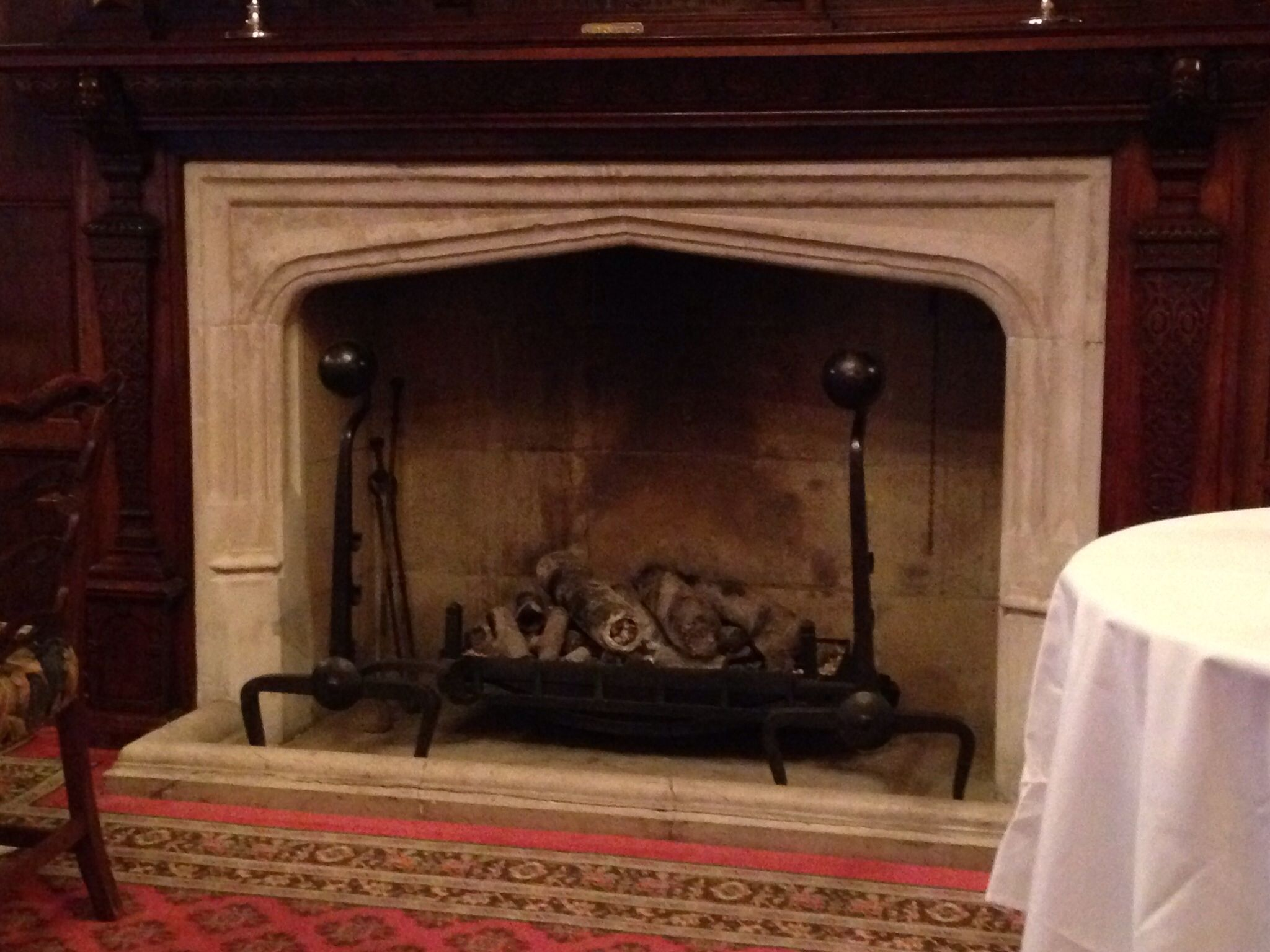Tudor fireplace at the brook club england pinterest for Tudor fireplaces
