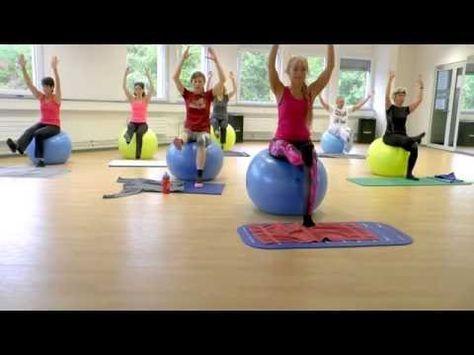 Фитнес кардиотренировки видео