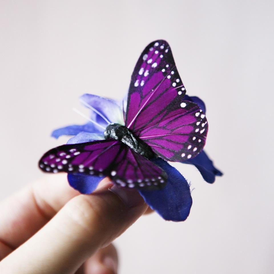 purple monarch butterfly | `Butterflies | Pinterest