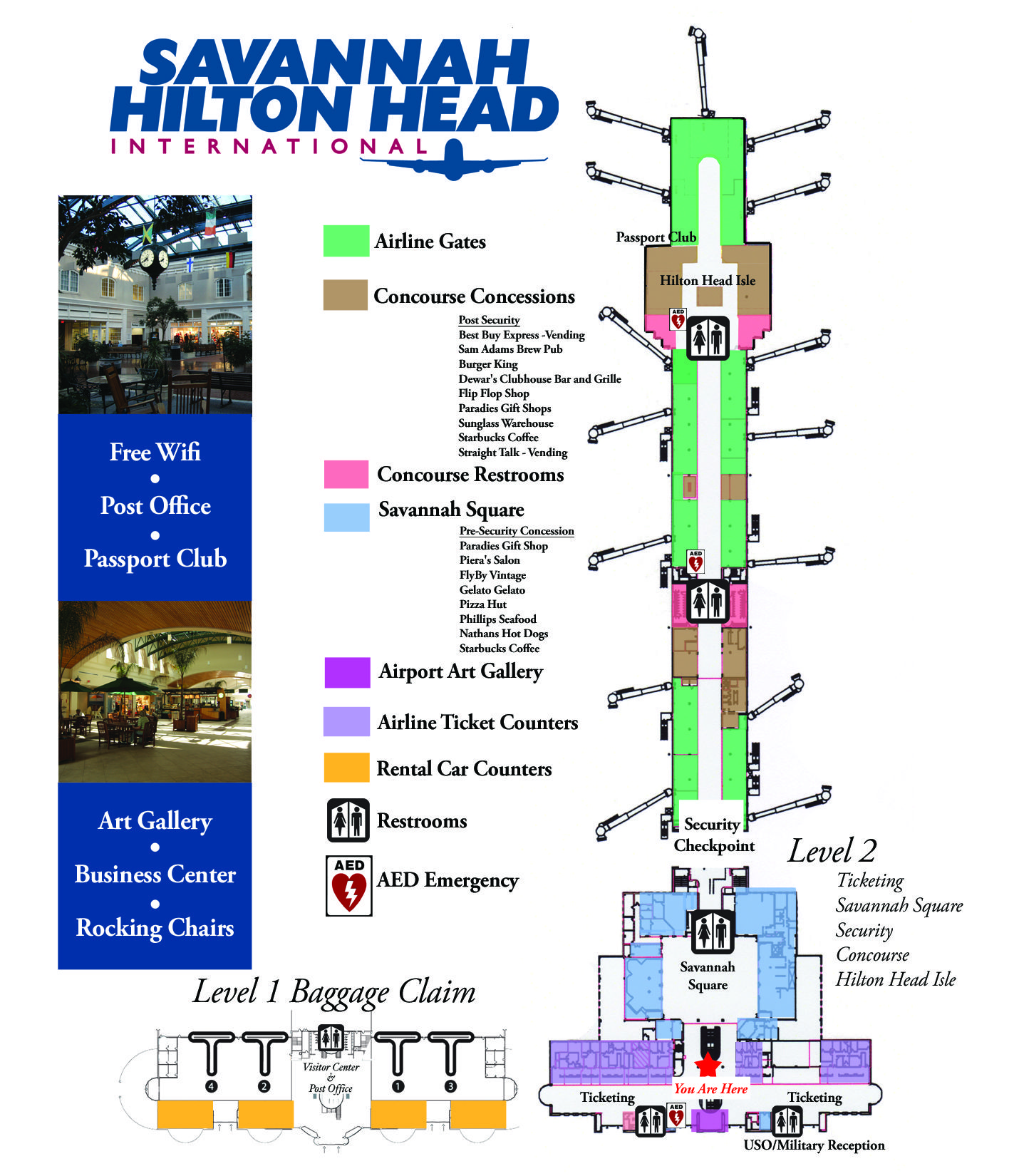 Pin By Savannah Hilton Head International Airport On