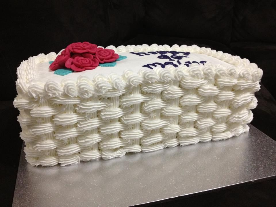 90th Birthday Cake Cake Decorating Ideas Pinterest