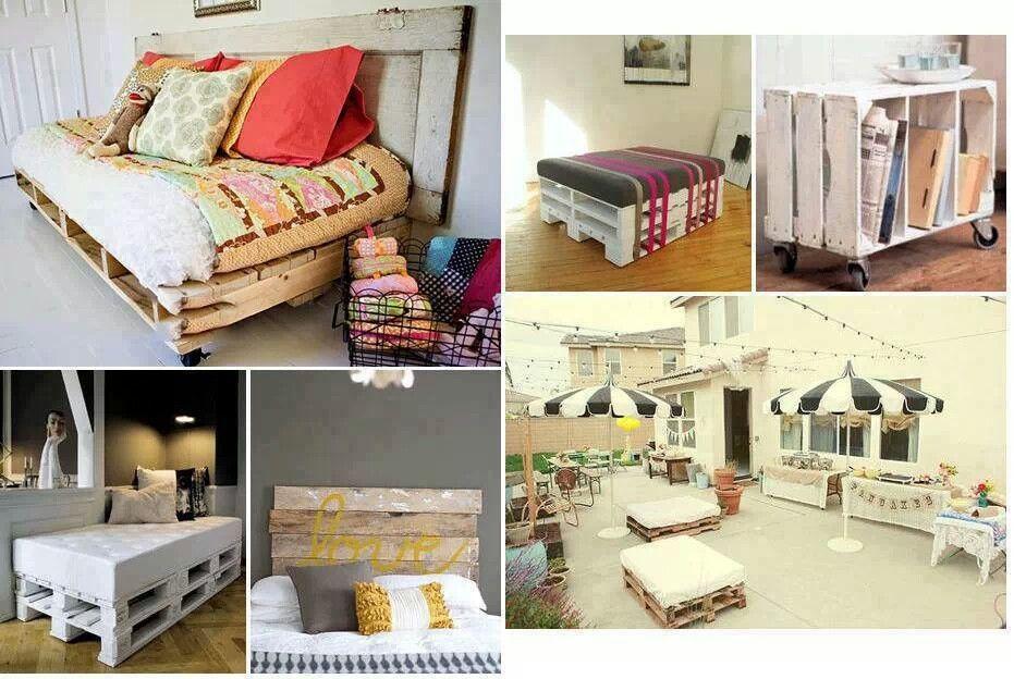Pallet Furniture DIY Project Pinterest