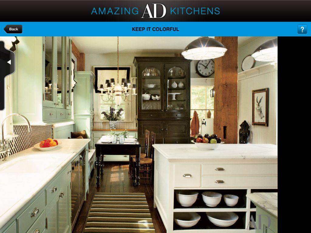 Mismatched Kitchen The Best Nest Pinterest