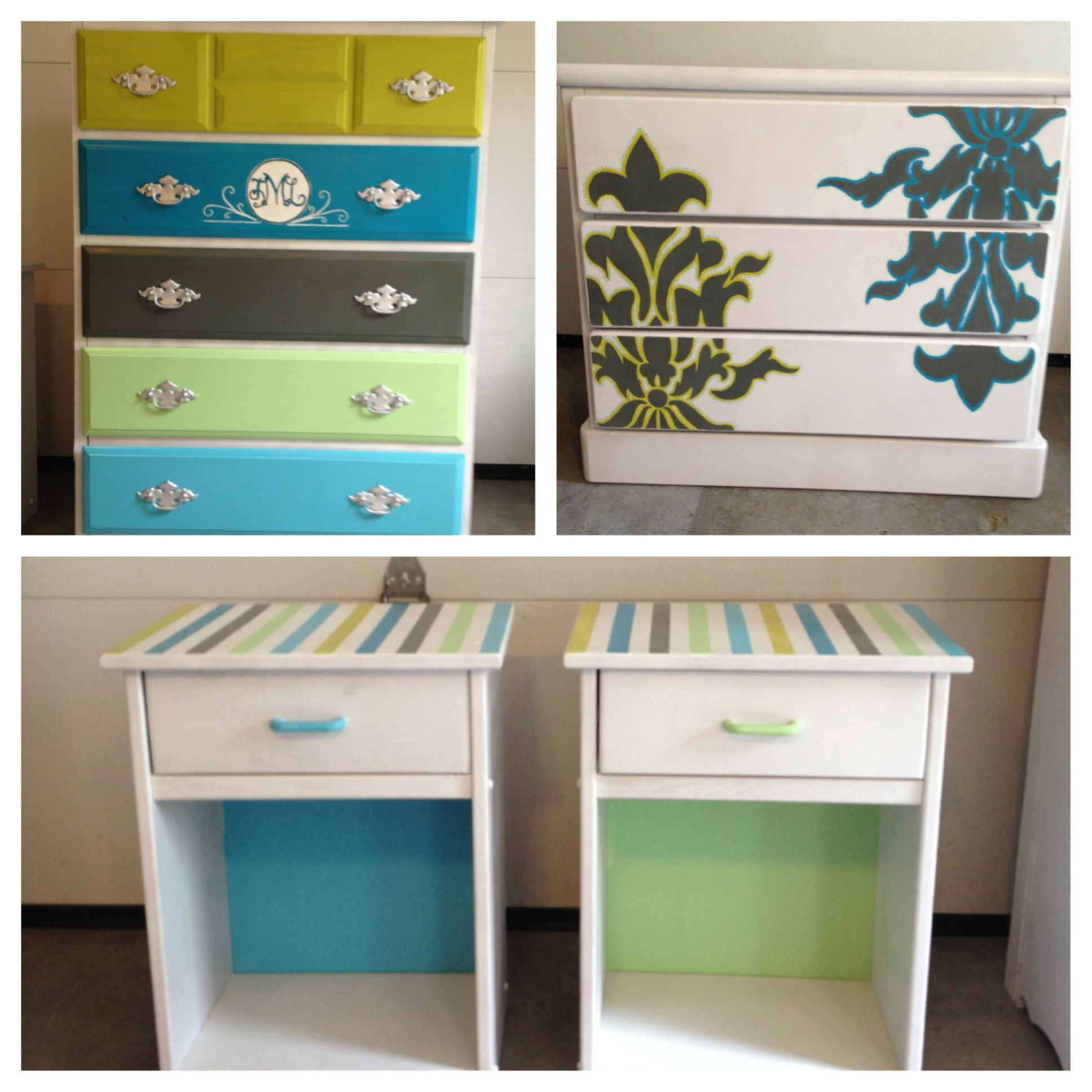 Pin by Mary Sly on Refurbished Furniture