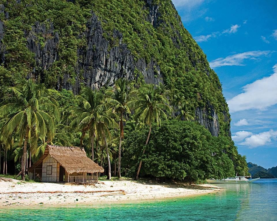 Palawan Philippines Beautiful Places Bucket Pinterest