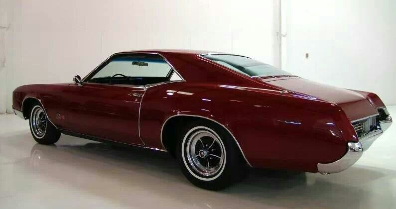 1966 Buick Riviera Gs Buick Motor Division Pinterest