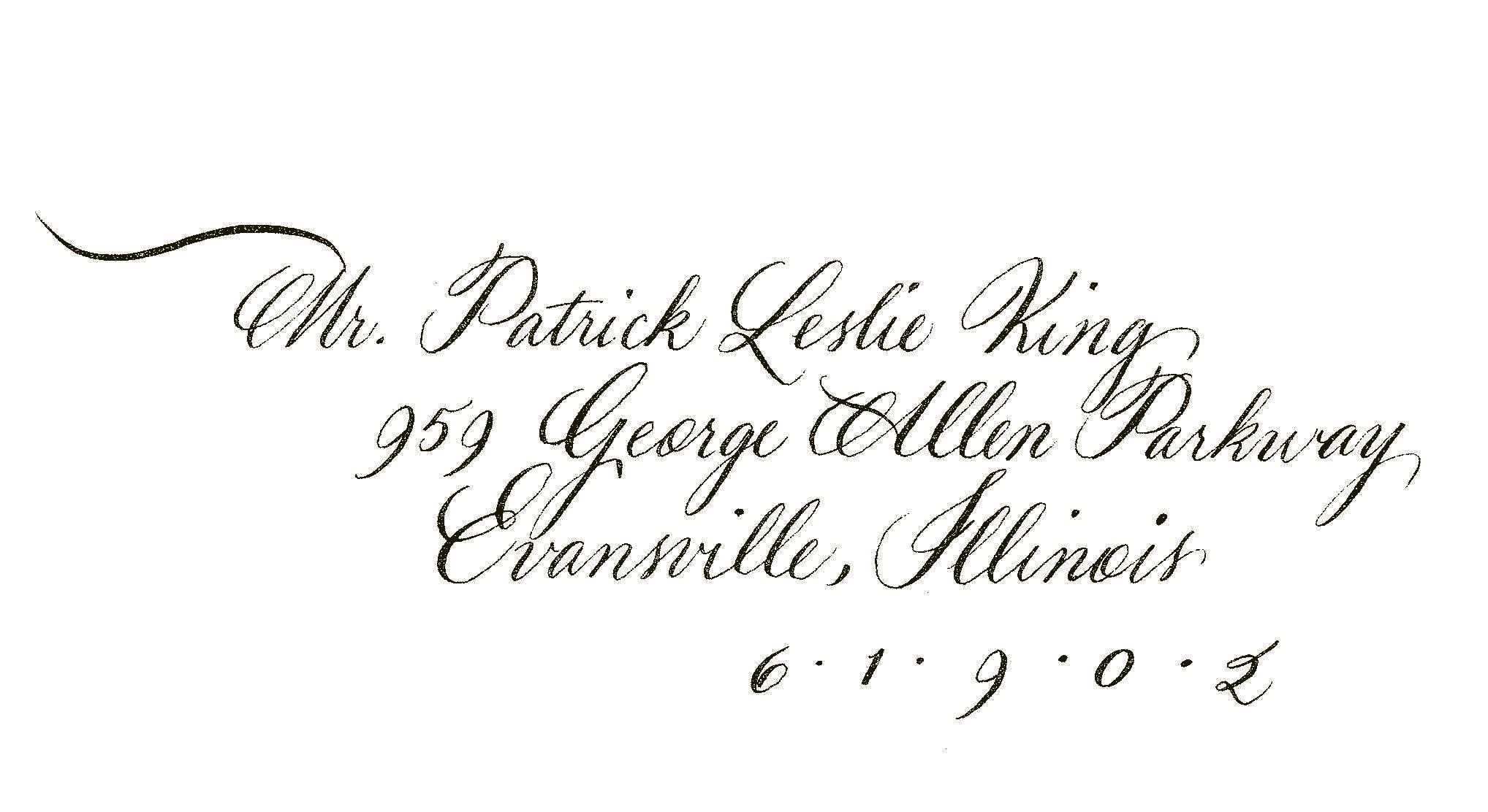 Copperplate Calligraphy Calligraphy Pinterest