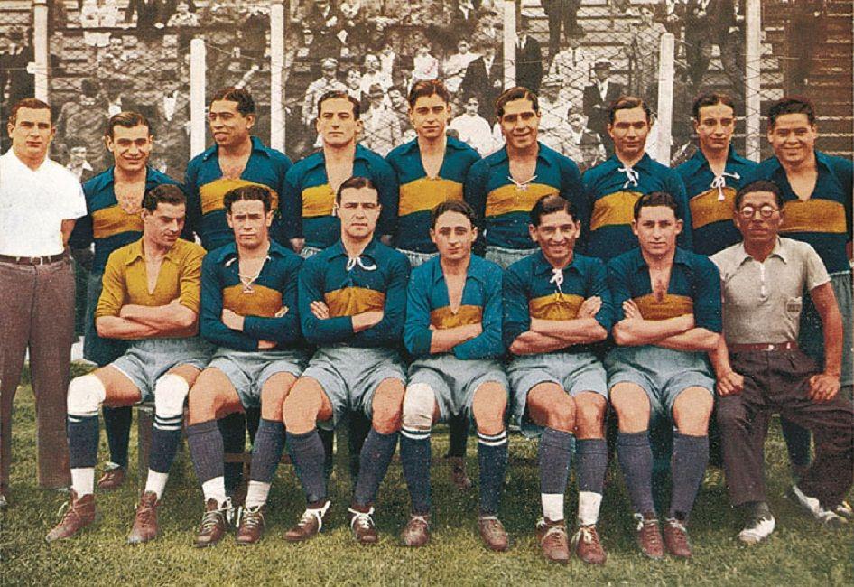 CLUB ATLÉTICO BOCA JUNIORS. 1934 | Boca Jrs. Es Una Pasion | Pintere ...