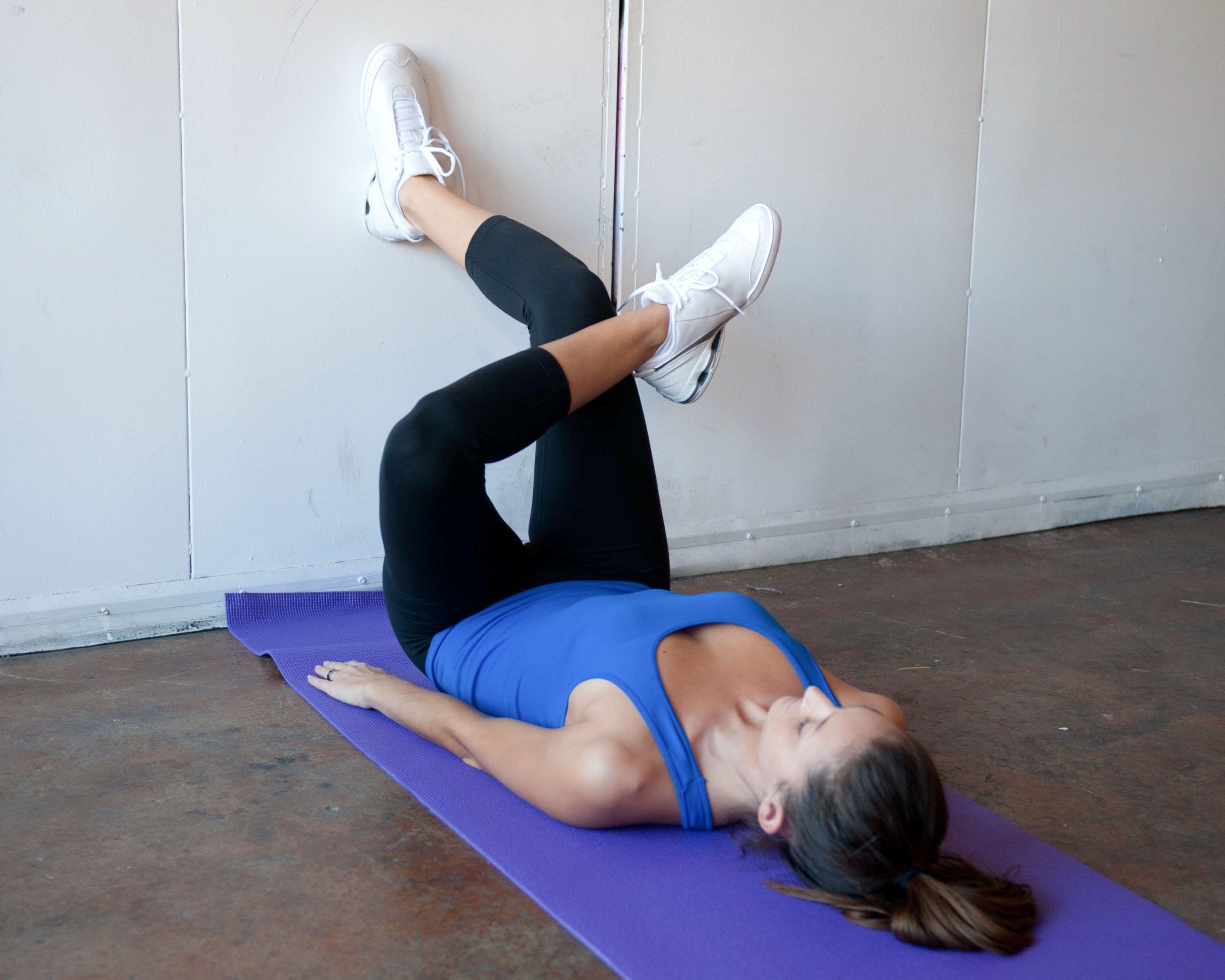 Упражнения для передней поверхности бедра (четырехглавой) 69