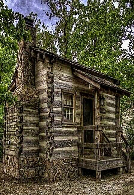 Very Old Cabin Abandoned Ghost Towns Cool Stuff