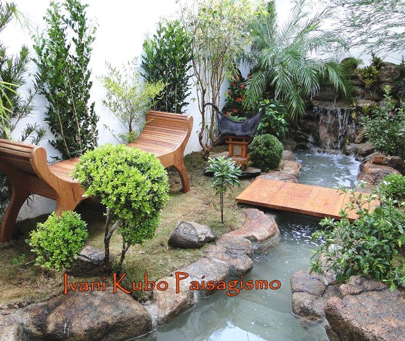 plantas jardim japones:laguinho