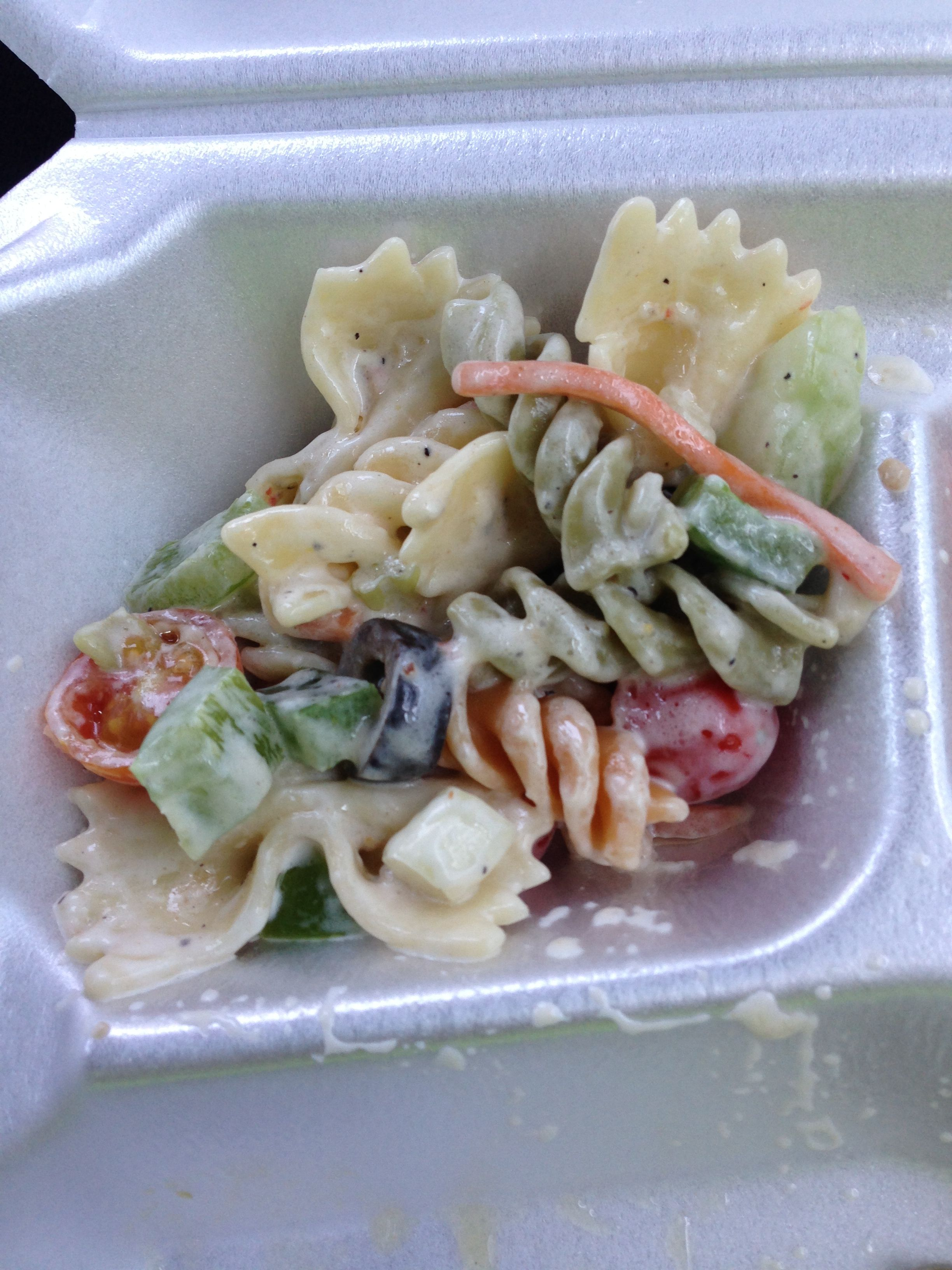 The best pasta salad ever!   For The Soul   Pinterest