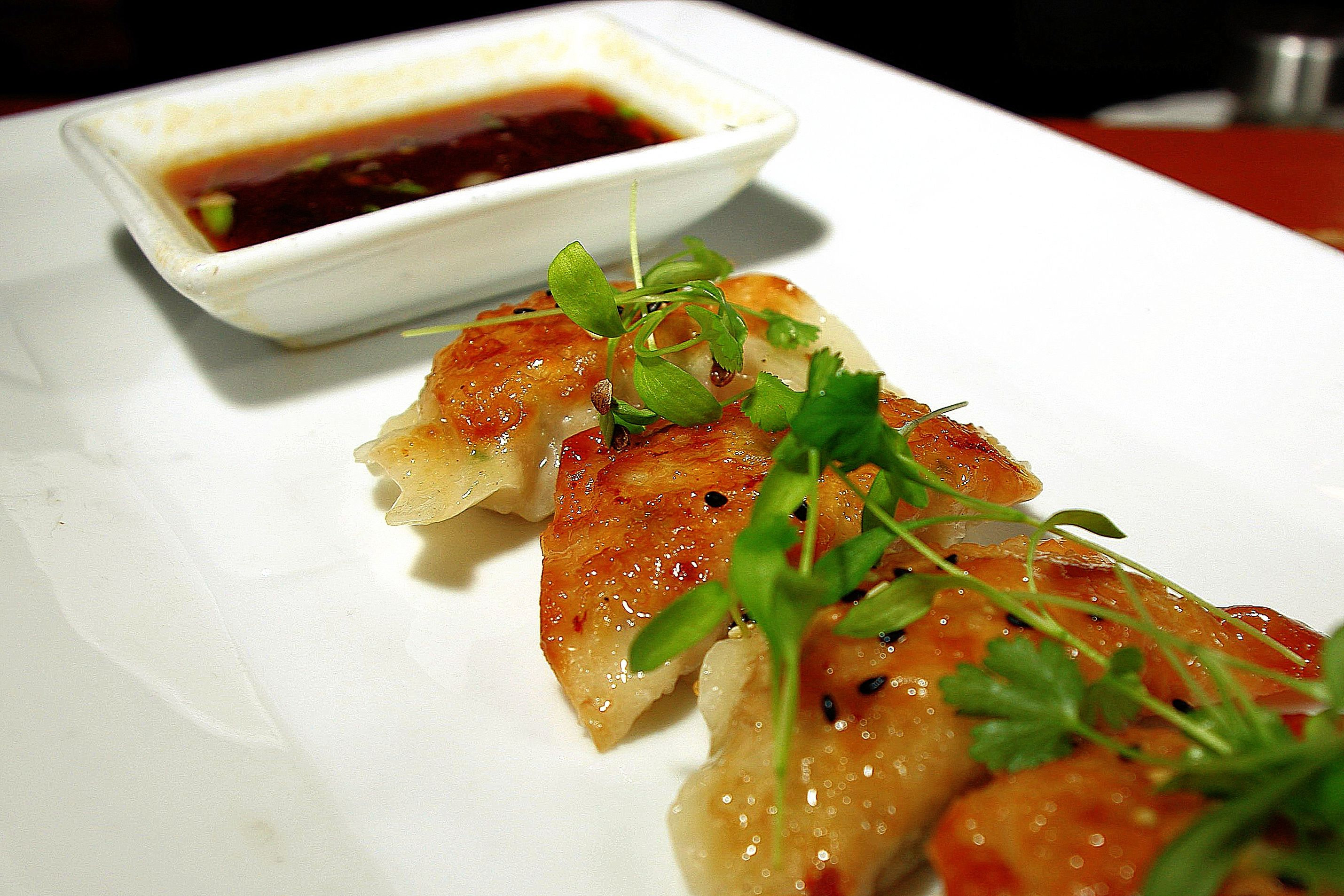 Chicken pot stickers | Recipes | Pinterest