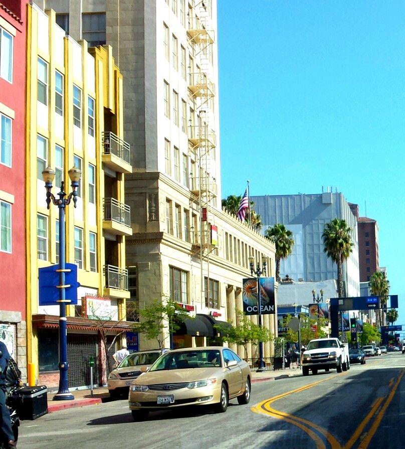 Pine Ave  Long Beach Ca