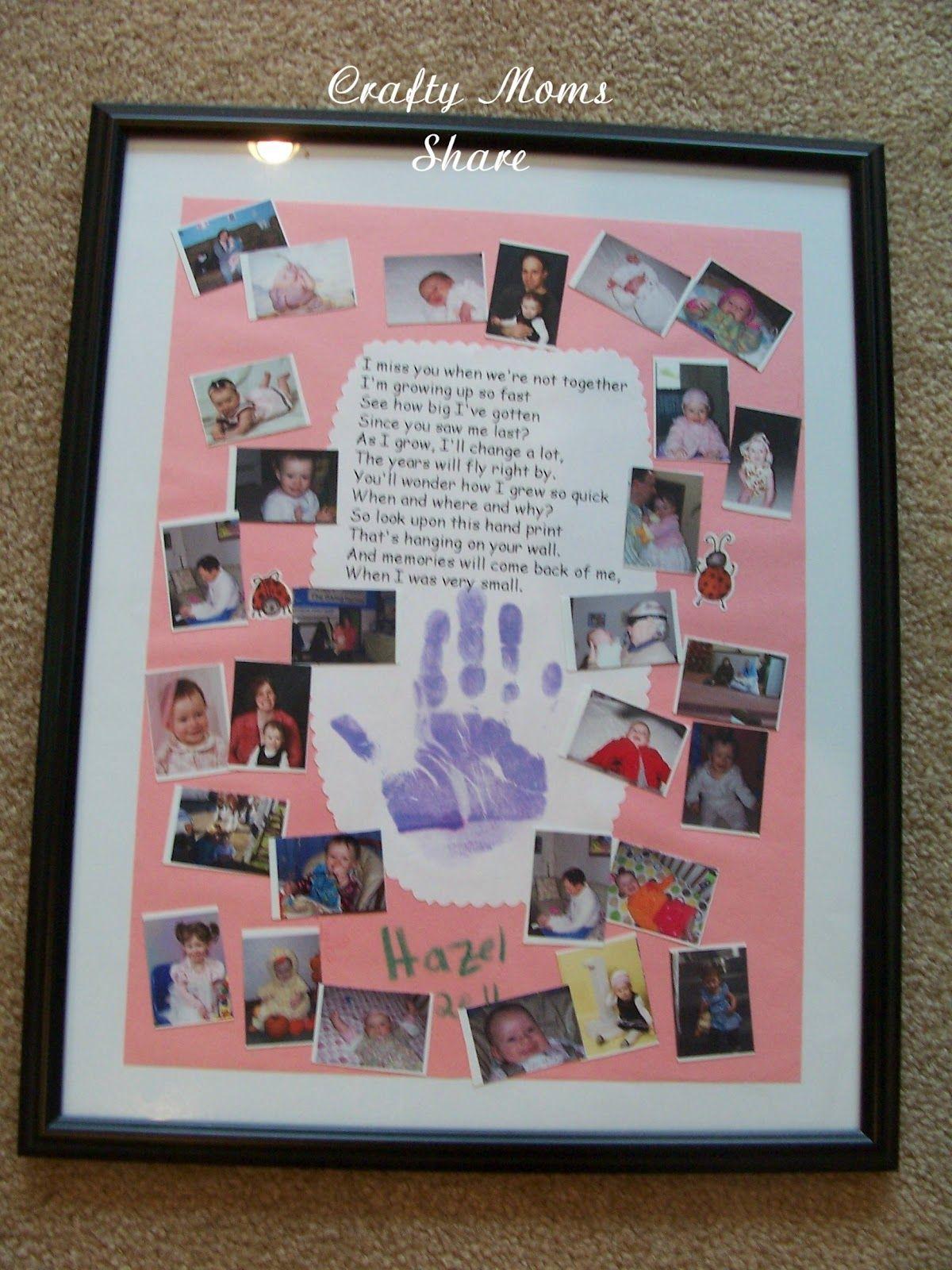 Birthday gift ideas for mom diy 6th