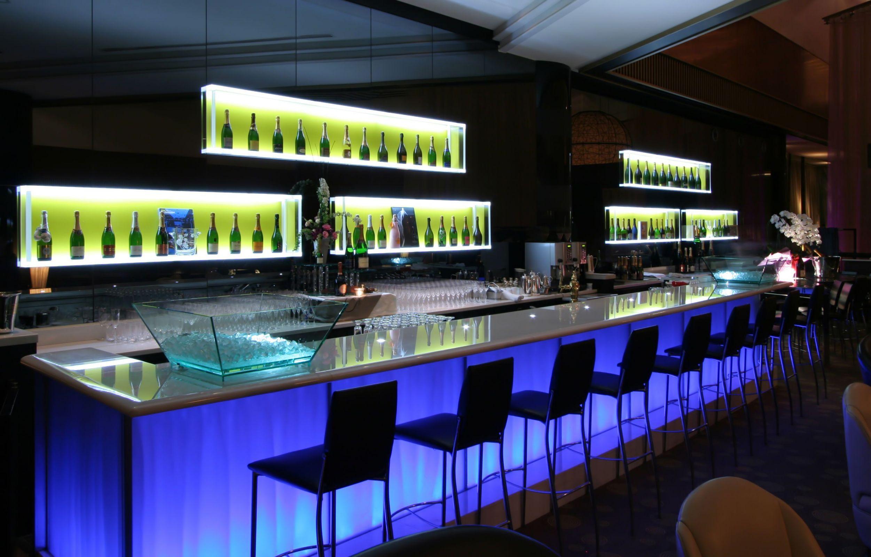 Bar Nightclub Interior Design Work Pinterest