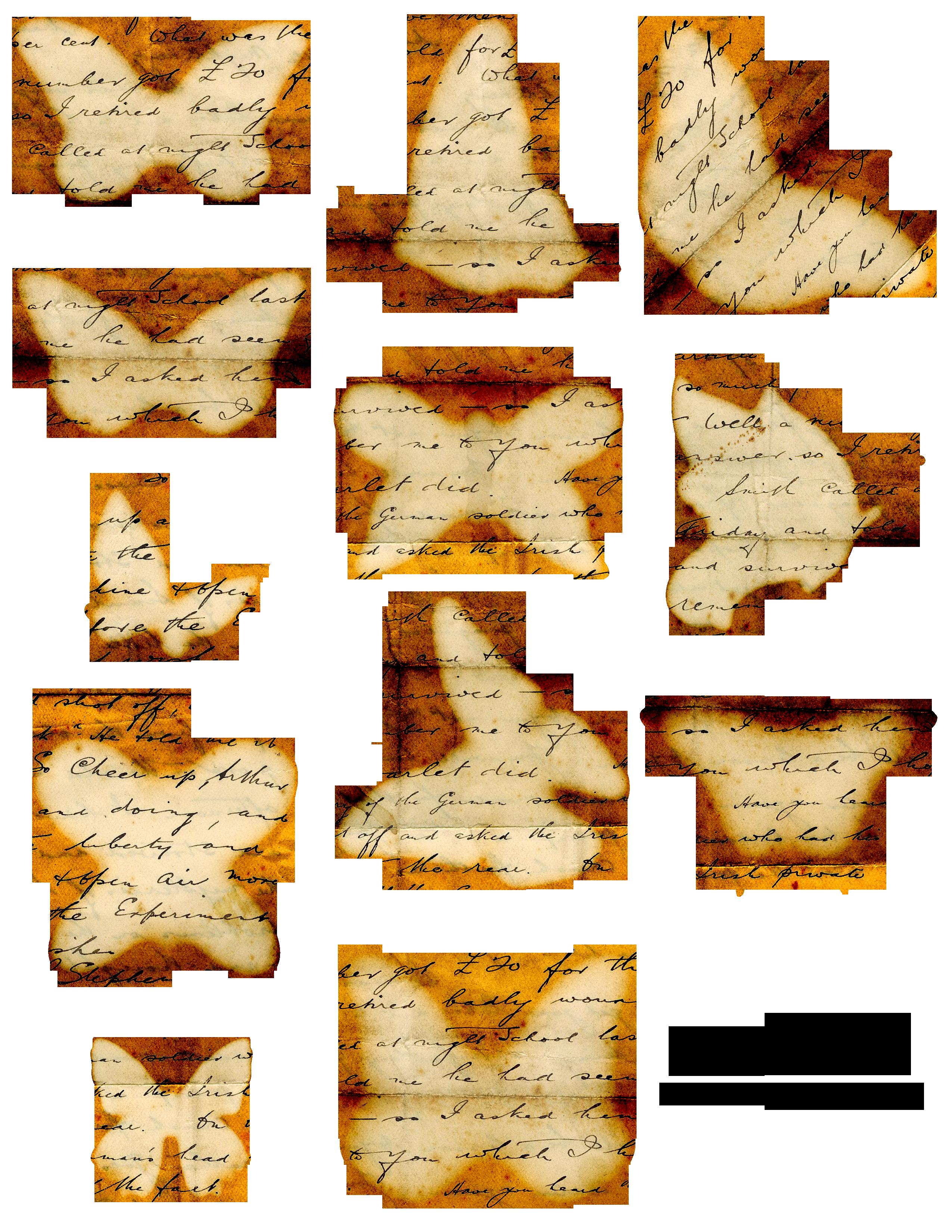 Бабочки для декора своими руками : из бумаги, объемные, трафареты 67