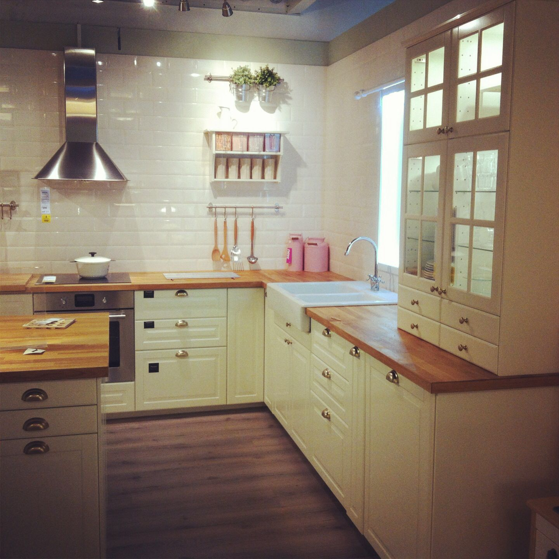 New Method Kitchen In Ikea Dublin