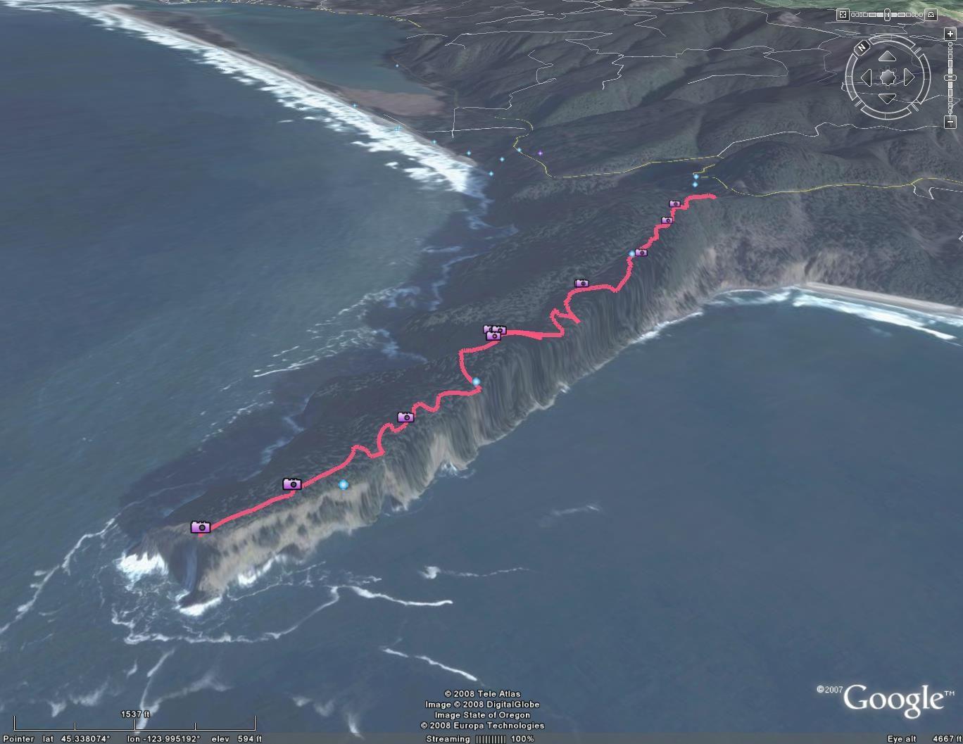 Cape Lookout Trail  Oregon Coast Activities  Pinterest