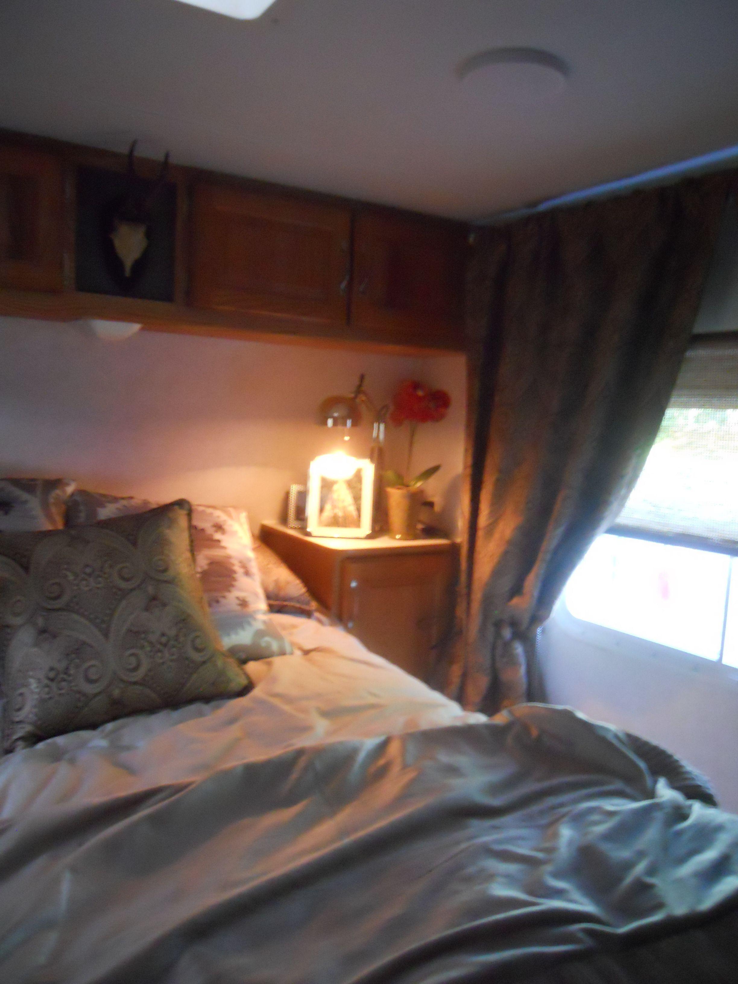 rv bedroom rv pinterest
