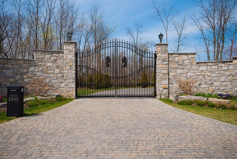 Front Gate | The Dream Home | Pinterest