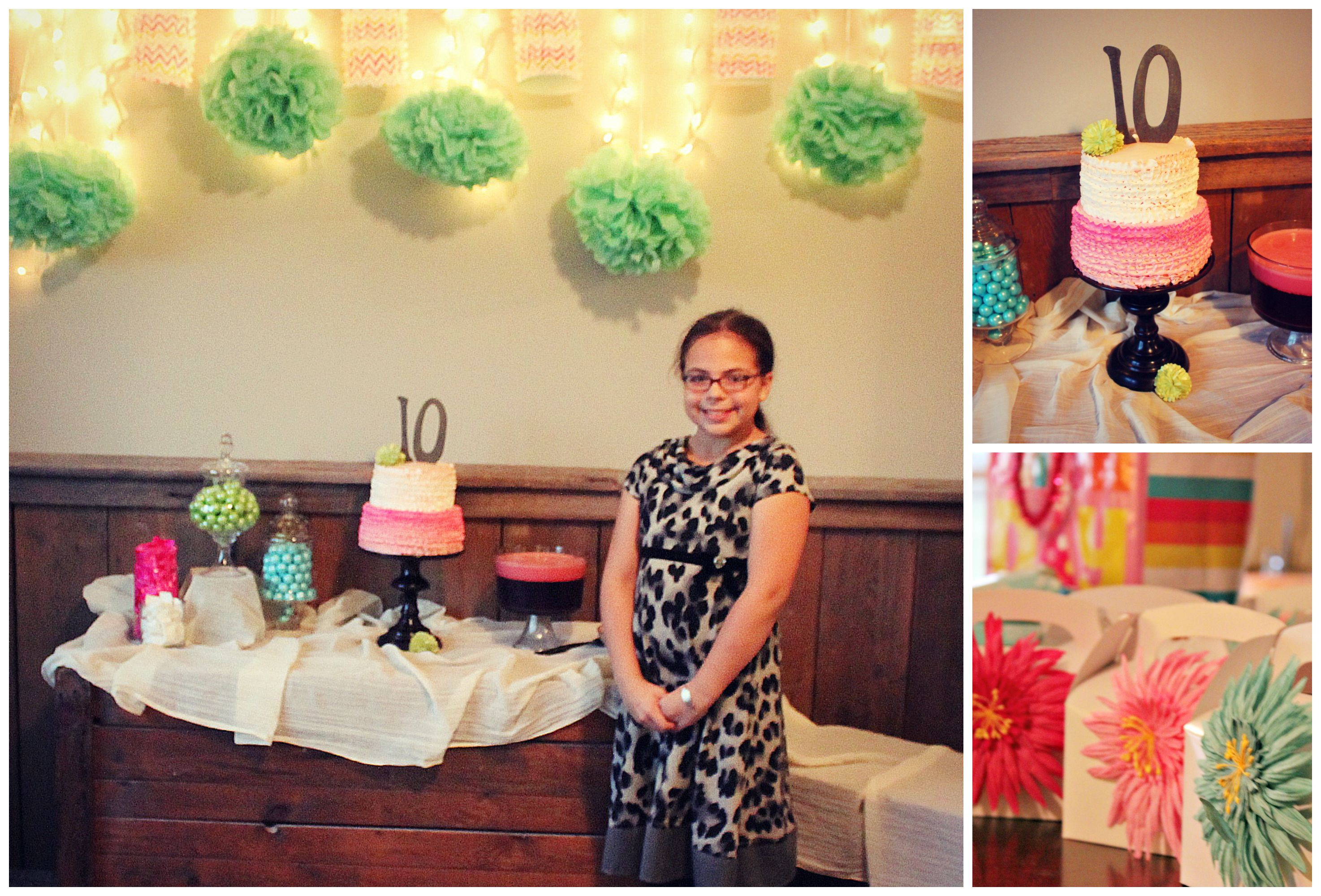 10 years old birthday party  Birthday Party Ideas!!  Pinterest