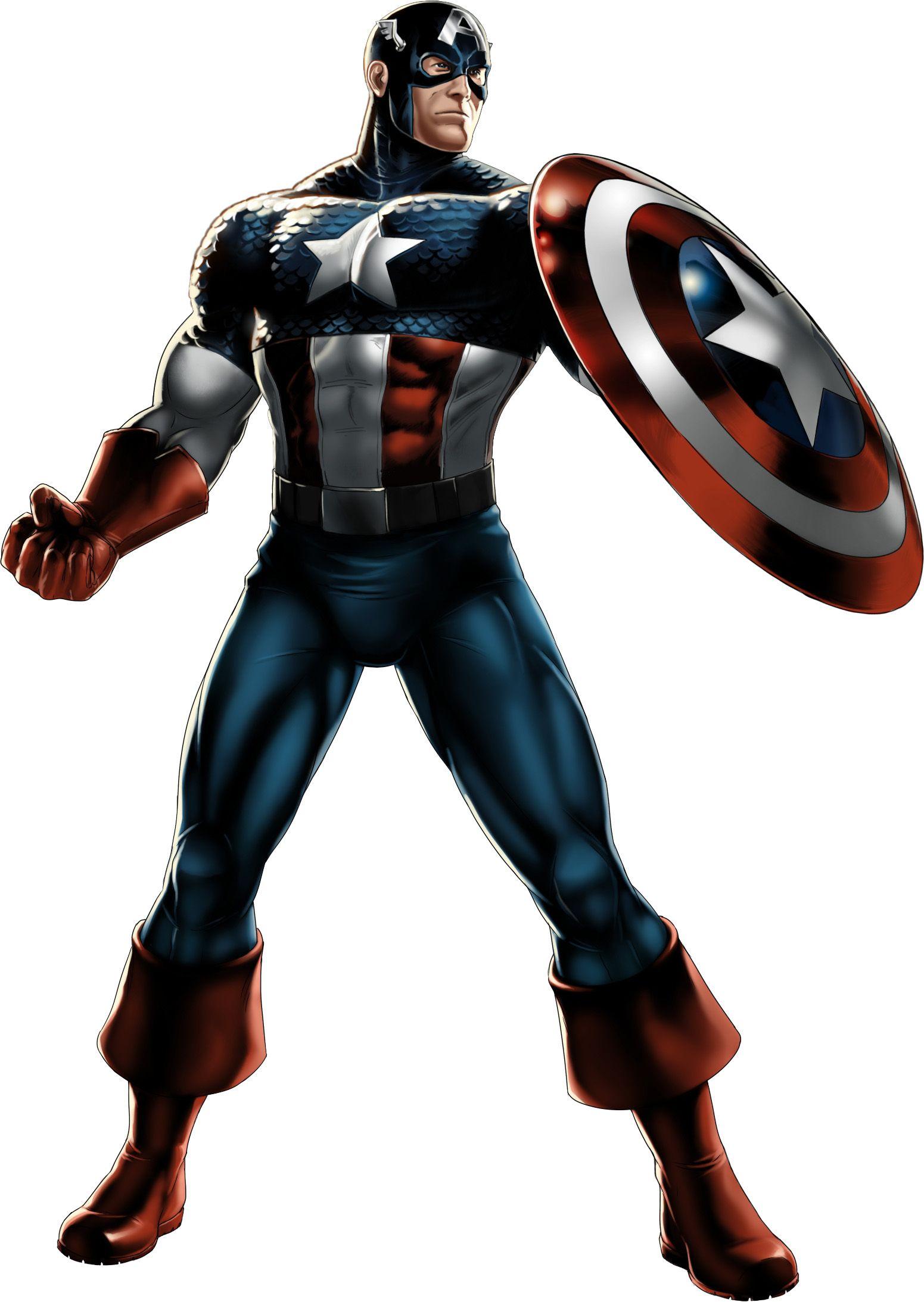 Captain america classic marvel avengers alliance pinterest for Captain america